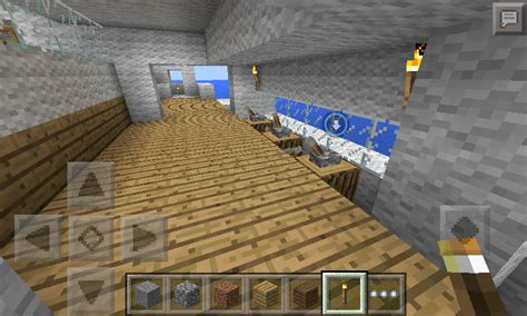 rms titanic sinking in minecraft pocket edition mcpe