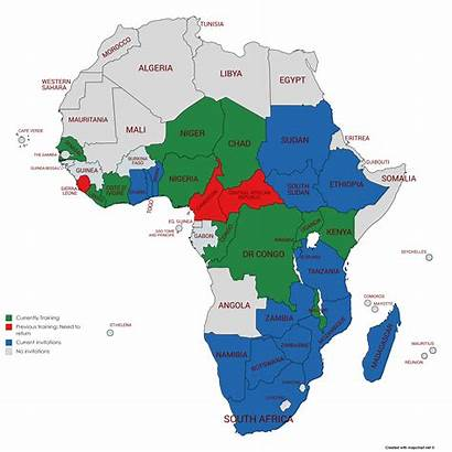 Africa Map Recent