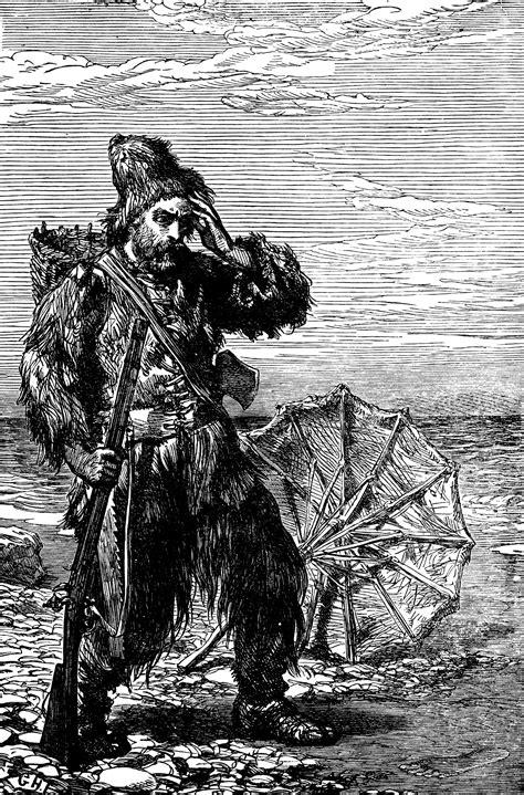 Robinson Crusoe  Clipart Etc
