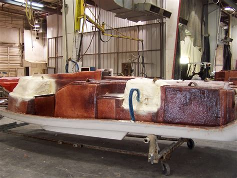 Robalo Boats Factory Tour by Gw Factory Tour The Hull Boating And Fishing Forum
