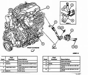 Ford 4 0 Sohc Engine Diagram Intake Manifold  U2022 Wiring Diagram For Free