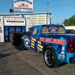 repair champion auto auto repair  wagon trl austin