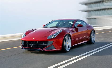 ferrari coupe models car and driver