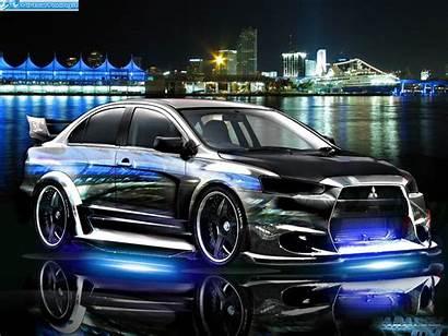 Lancer Mitsubishi Tuning Evo Cars Wallpapers Evox