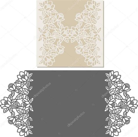 laser cut l template laser cut envelope template for invitation wedding card