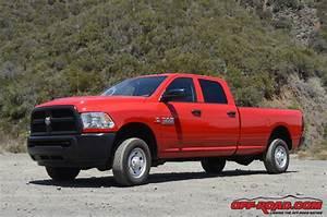 2015 Ram Tradesman 2500 Review  Off