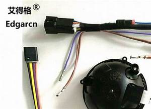 Magna Car Wiring Harness Mirror Harness With Delphi 8    2