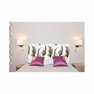 Tete De Lit Tissu : t te de lit en tissu plumes france avenue ~ Premium-room.com Idées de Décoration