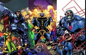 Thanos, Darkseid, and Apocalypse vs The World - Battles ...