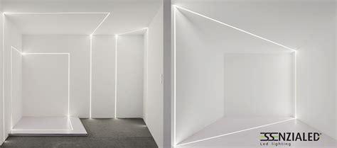 illuminazione oled inside tagli di luce cartongesso a led su