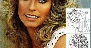 Farrah Fawcett Haircut And Styling Instructions  Woohoo