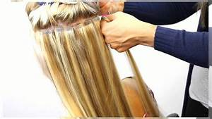 3  4 Head Ivy Tape Hair Extensions