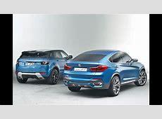 BMW X4 vs Range Rover Evoque YouTube