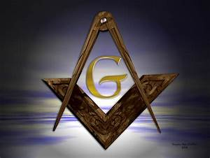 Masonic Symbol - 3D and CG & Abstract Background ...