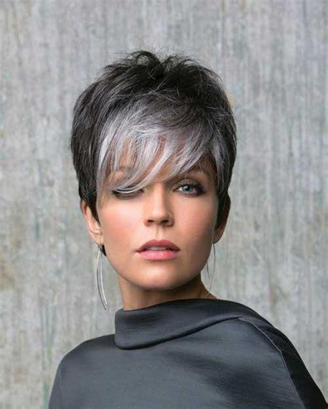 Splendid Short Haircuts for Older Women   Love this Hair