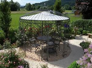Pavillon Für Garten : kunstvolle pavillons f r den garten ~ A.2002-acura-tl-radio.info Haus und Dekorationen