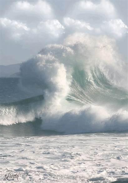 Waves Ocean Paisagens Mar Sea Imagens Livita