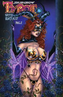 tarot witch   black rose vol   jim balent