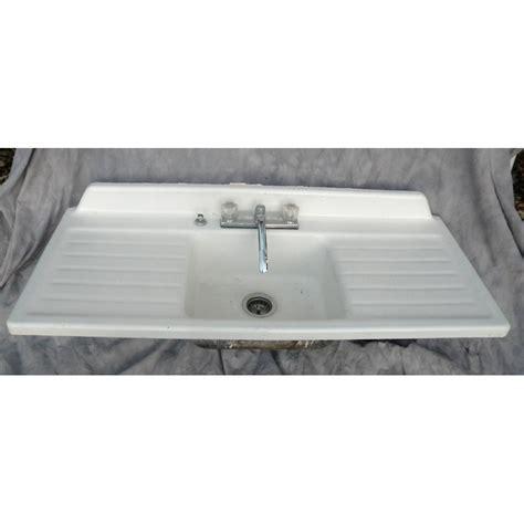 double drainboard sink craigslist drainboard sink kitchen sink drain board fiberglass