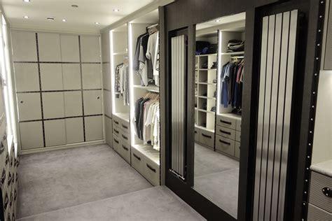 Walk In Wardrobe by Bespoke Fitted Wardrobes Luxury Walk In Wardrobes