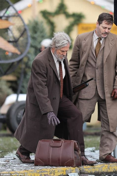 Jeff Bridges films thriller Bad Times at the El Royale