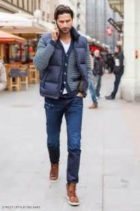 Skinny Jeans Men Style