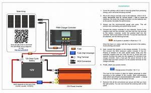 Solar Panel Wiring Diagram For Caravan