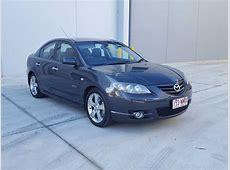 2005 Mazda 3 SP23 Manual Sedan Grey Used Vehicle Sales