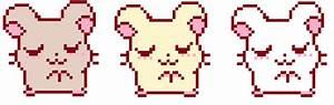 gif kawaii pixel hamtaro pixel gif squoosh •