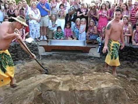 how to cook a pig in the ground how to cook a hawaiian luau pig in the ground hawaiian luau pig cooking cooking food and