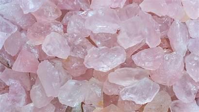 Quartz Rose Mineral Crystal Stones Getty Crystals