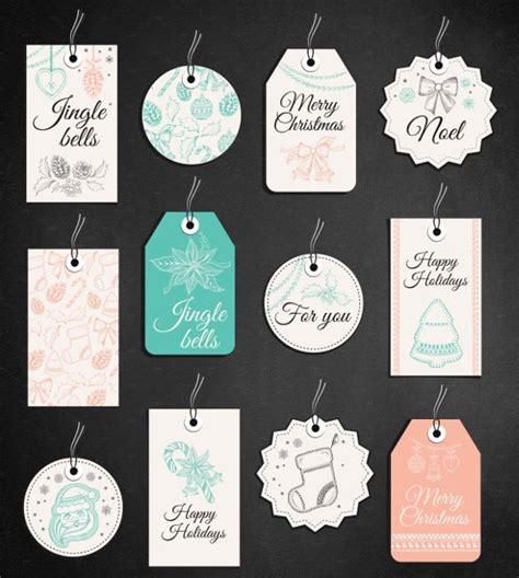 gift tag template   printable vector eps psd