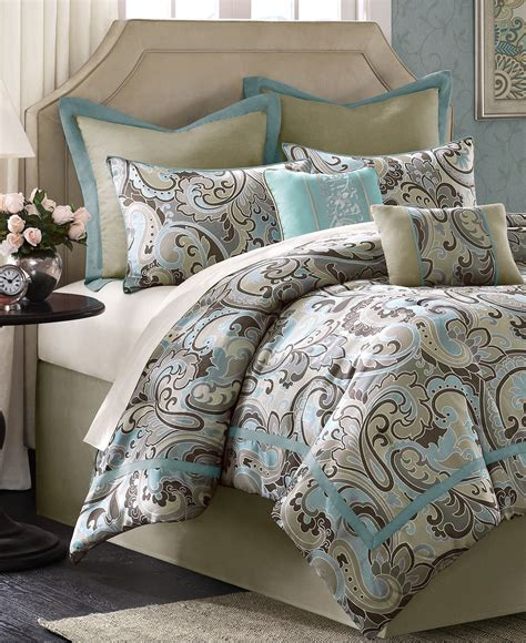 kensington 8 piece comforter set bed in from macys