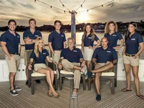 below deck cast