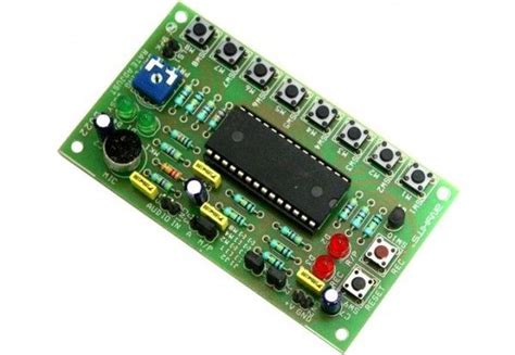 Seconds Voice Record Playback Module Use Arduino For