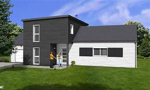 Agrandir Une Maison : attrayant idee pour agrandir sa maison 2 nos maisons sur mesure id233e n176 2 digpres ~ Melissatoandfro.com Idées de Décoration