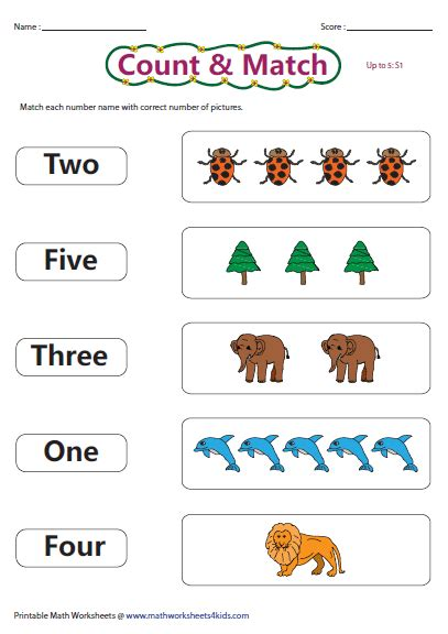 number names count and match number names worksheets numbers kindergarten numbers writing