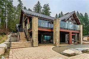 Exteriors Of Lake Cabins Joy Studio Design Gallery