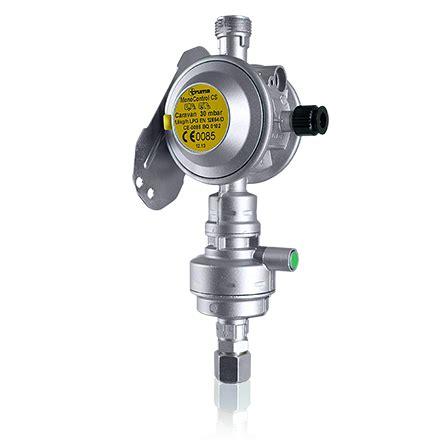 Truma Monocontrol Cs Gas Pressure Regulator For Use While Travelling