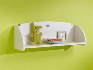 Deco Murale Blanche : etag re murale enfant doly blanche ~ Teatrodelosmanantiales.com Idées de Décoration