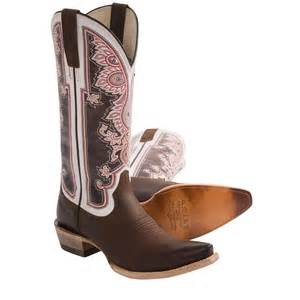 womens cowboy boots sale ariat alameda cowboy boots leather x toe for save 66
