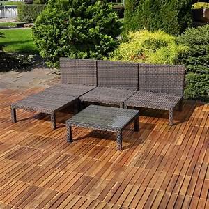 Gartenmöbel Polyrattan Lounge : polyrattan lounge sitzgarnitur sitzgruppe gartenm bel gartenlounge rattanm bel ebay ~ Indierocktalk.com Haus und Dekorationen