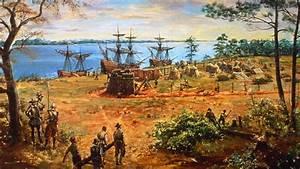 Colonial America: New World Settlements | HISTORY.com ...