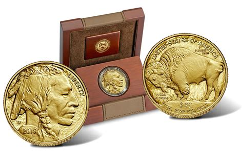proof american buffalo gold coin released coin news