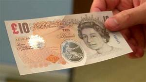 Plastic banknotes to start in 2016, Bank of England says ...