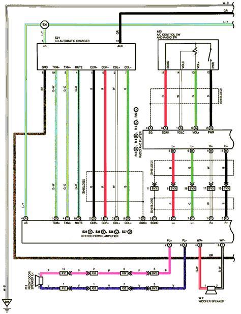 Anyone Have Wiring Diagram For Premium Audio