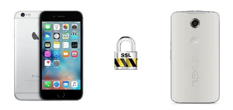 iphone encryption https encryption for ios and android a step towards