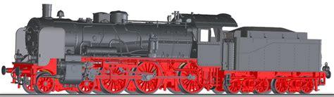 tillig 02023 german steam locomotive class 38 10 of the drg