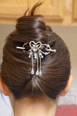 flexi clips hair clips medium hair updos  hair style