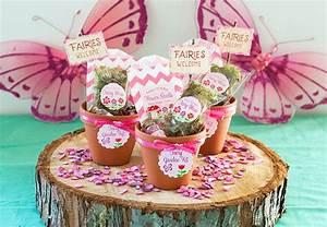 Fairy Garden Kit Favors - Party Inspiration